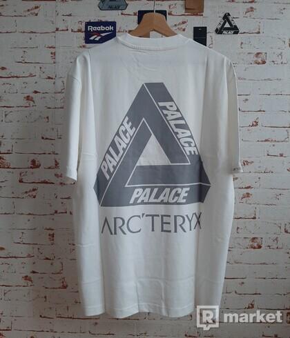 Palace x Arcteryx Tee White