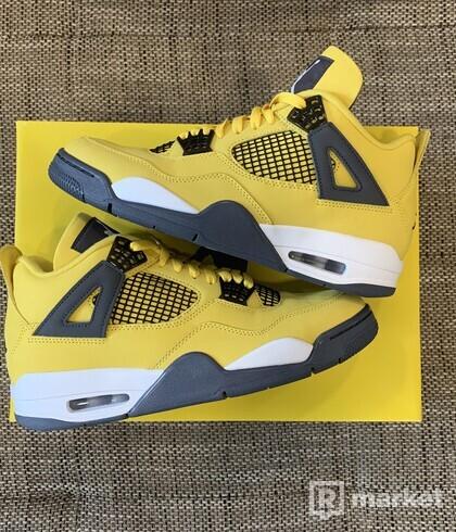 Nike air Jordan 4 Retro Lightning