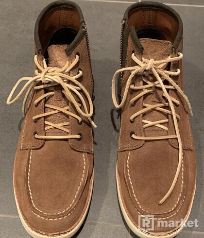 Predám kožené topánky Timberland (vel.44)