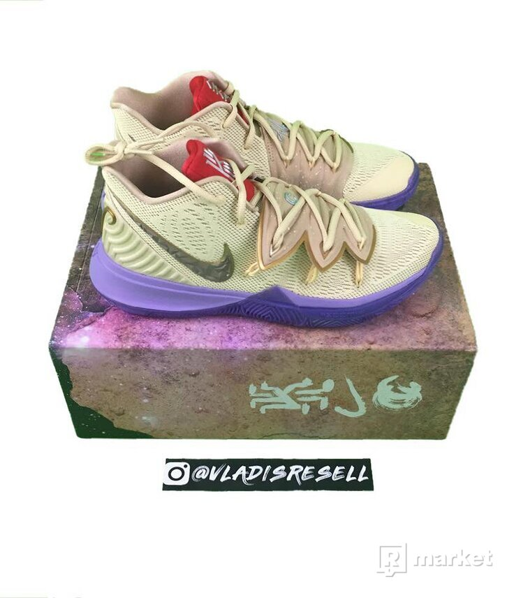 Nike Kyrie 5 Ikhet Concepts(Special Box) US 10