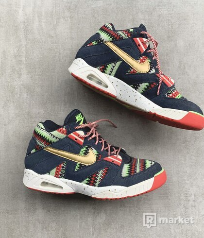 nike air TECH challenge 3 QS christmas