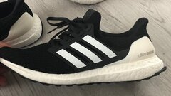 ULTRABOOST core black
