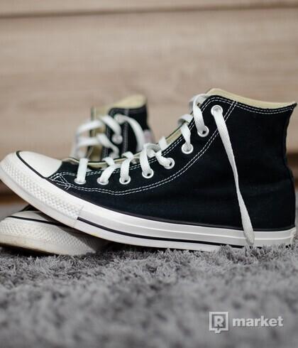 Tenisky Converse Chuck Taylor All Star Hi čierne