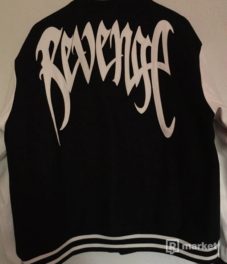 Revenge Varsity Jacket OG