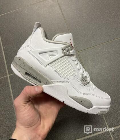 Jordan 4 White Oreo - EU 38
