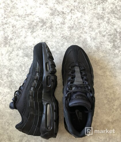Nike Air Max 95, Black/ Black-Anthracite