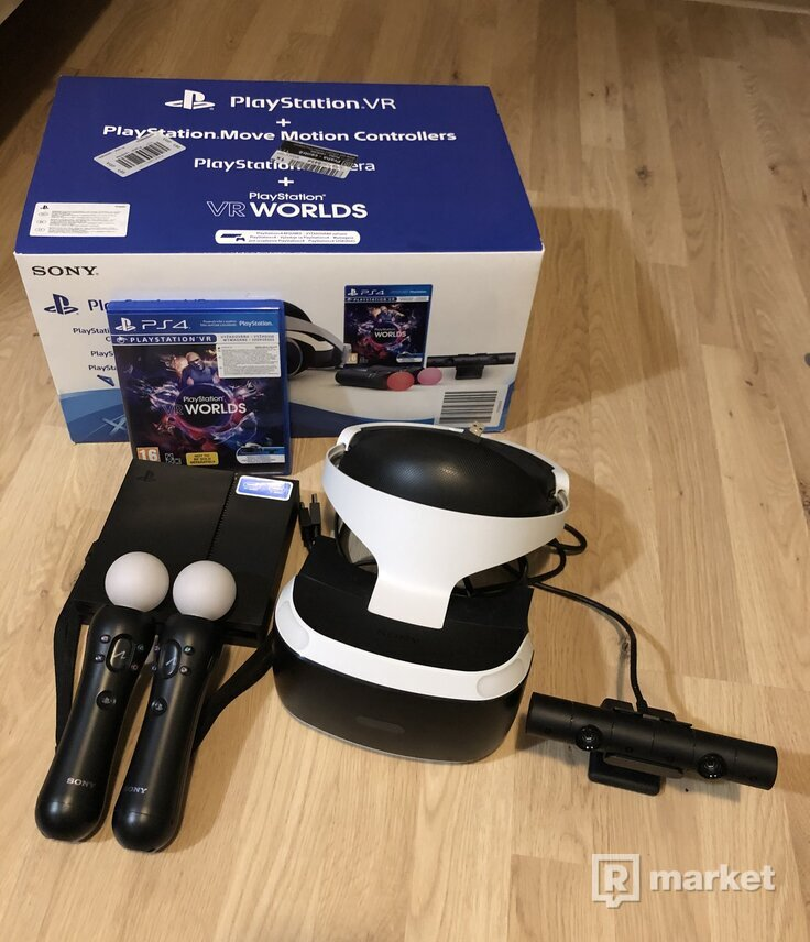 VR PS4