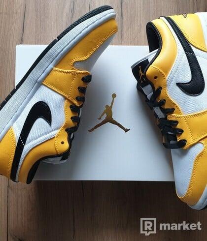 Air Jordan 1 Low laser orange