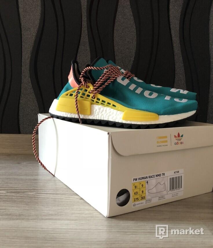 Adidas Human Race Sun glow