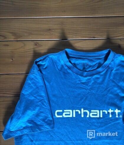 Carhartt blue tee