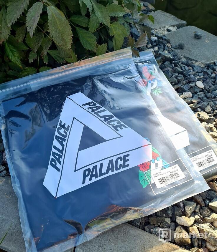 Palace Parrot Tee Black