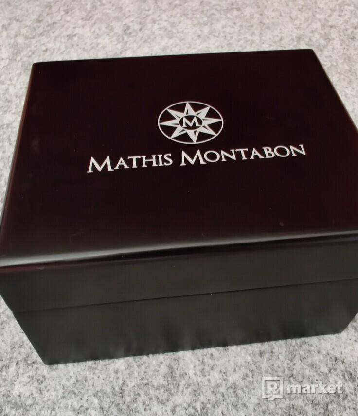 Hodinky Mathis Montabon