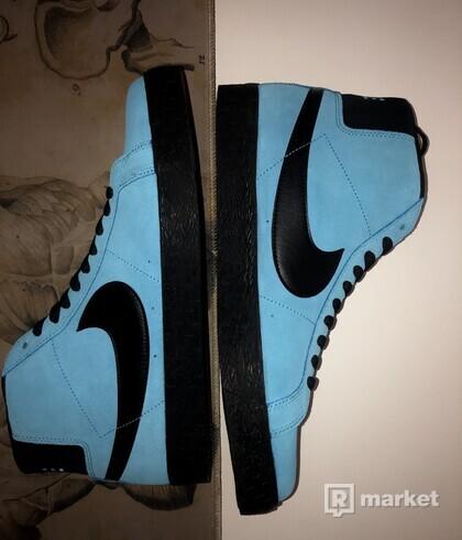 Nike blazer Zoom blue