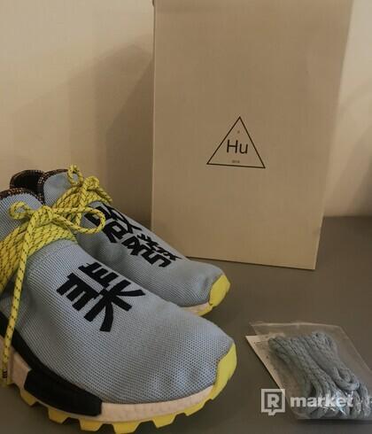 Adidas Human Race