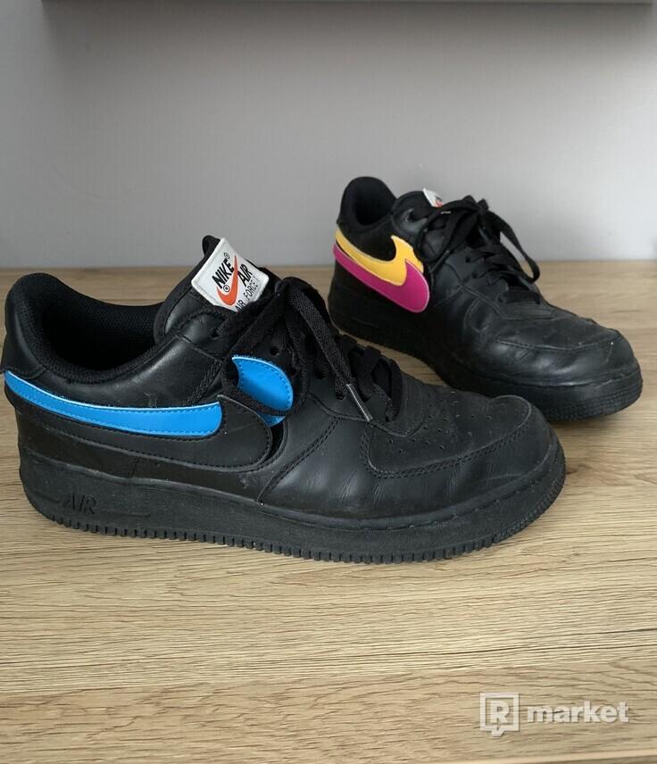 "Nike Air Force ""swoosh pack"""