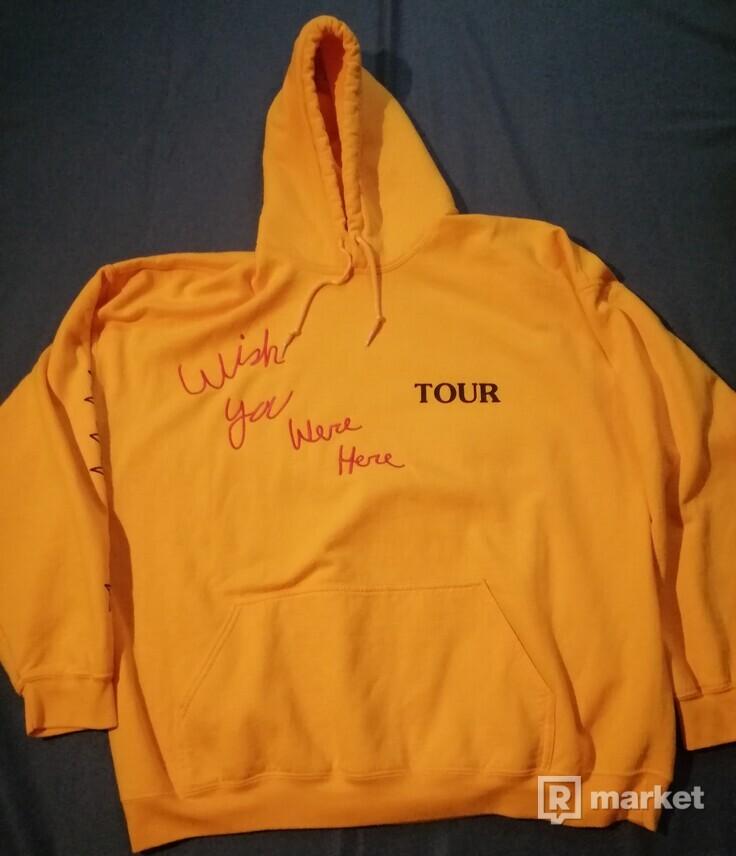 Travis Scott Astroworld tour hoodie