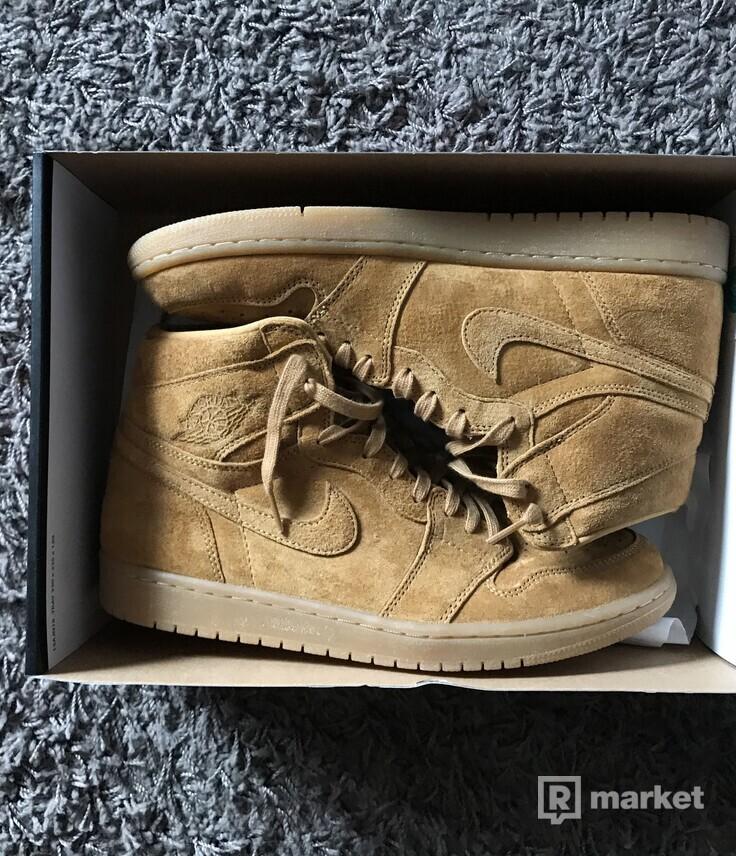 Air Jordan 1 sued