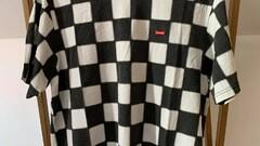 Supreme Tee Checkerboard