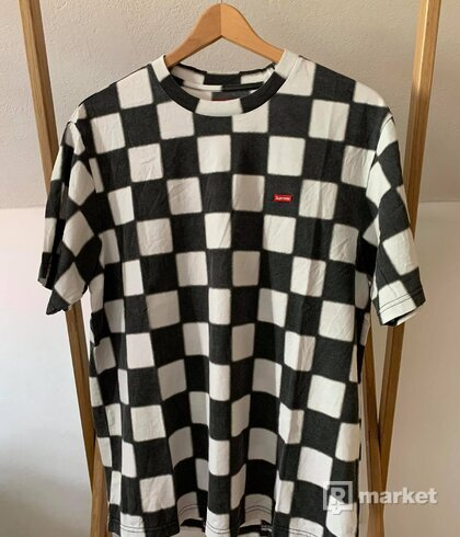 Supreme Tee Checkerboard