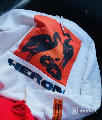 Heron Preston Logo Hoodie