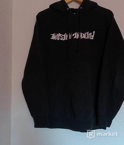 Fucking Awesome Inverted Logo hoodie