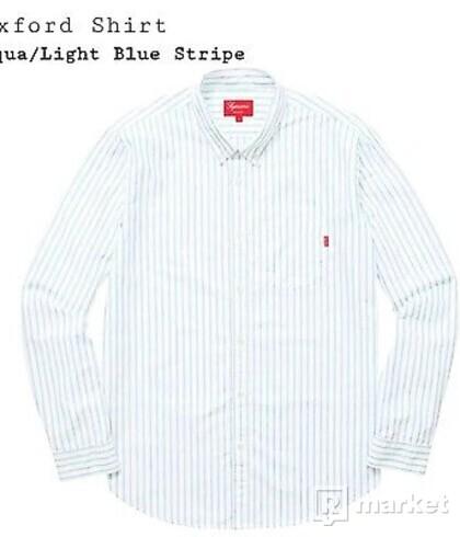 Supreme Oxford košeľa ss17 M