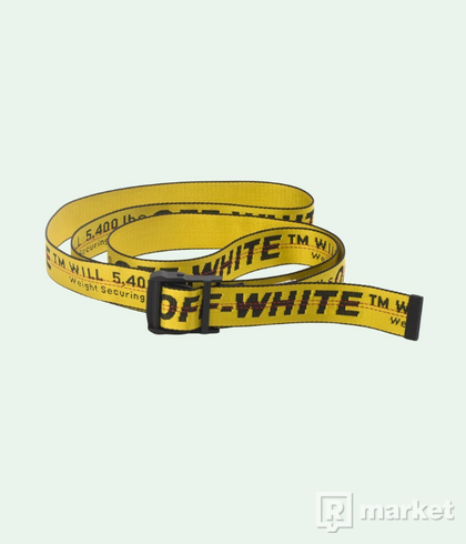 Legit off white belt