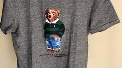 Ralph Lauren Polo Bear tričko