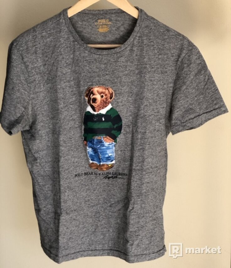 Ralph Lauren Polo Bear tričko