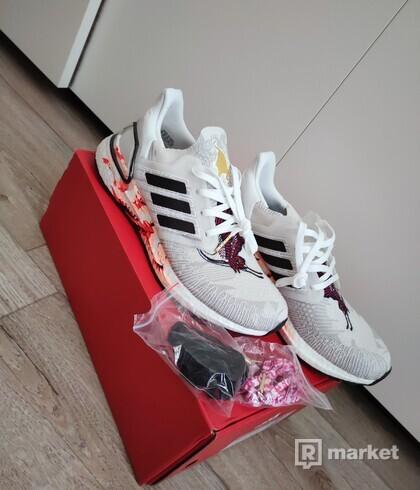 Adidas ULTRABOOST 20 CONSORTIUM Chinese New Year White