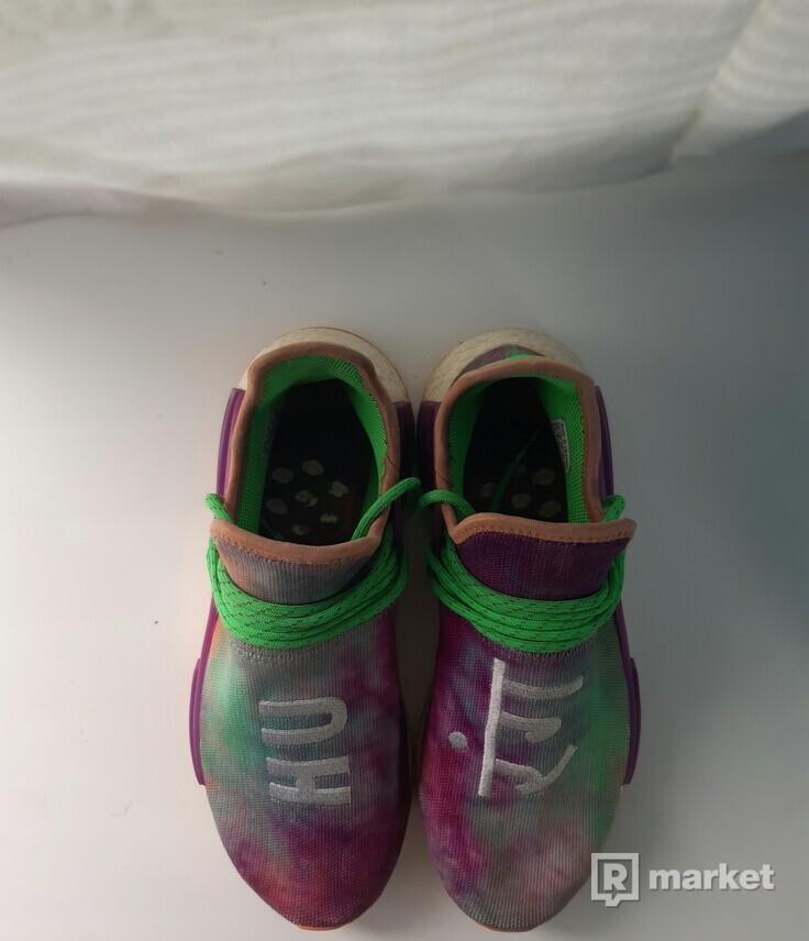 Adidas Human Race  Chark Coral