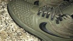 Nike air force duckboot