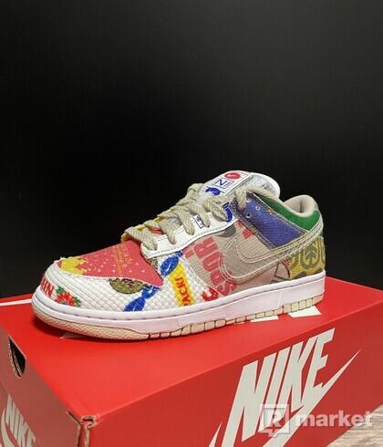 Nike Dunk Low City Market