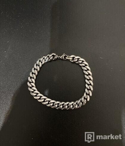 cuban link bracelet