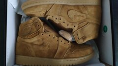 "Air Jordan 1 High OG ""Wheat"""