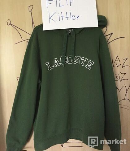 Lacoste hoodie M