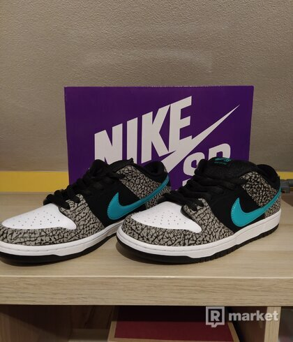 Nike SB Dunk Low  -  Atmos Elephant