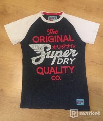 Pánske tričko Superdry
