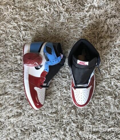 WTS - Nike Air Jordan 1 Fearless - Nové