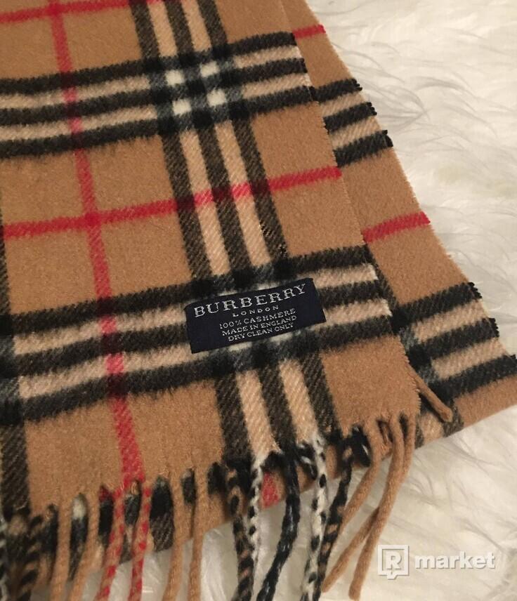 Burberry scarfs