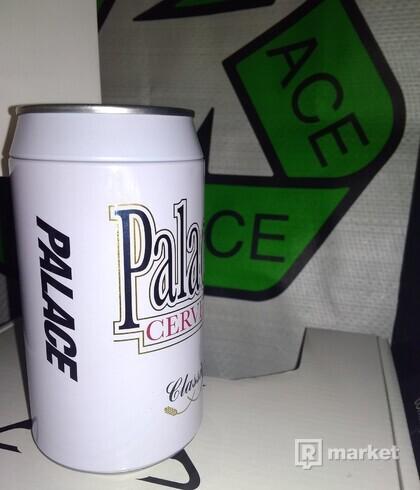 Palace dash tin cerveza