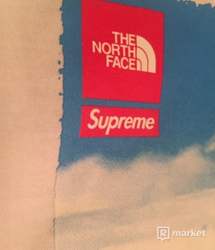 Supreme The North Face Photo Tee White