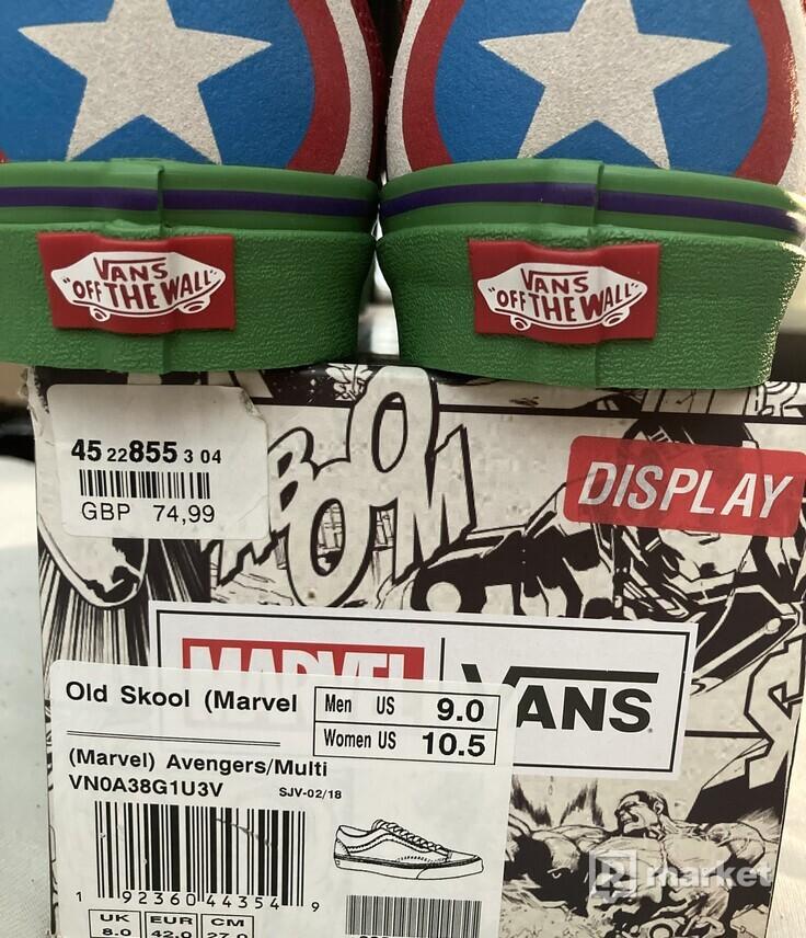 Vans Old Skool Marvel What The Avengers