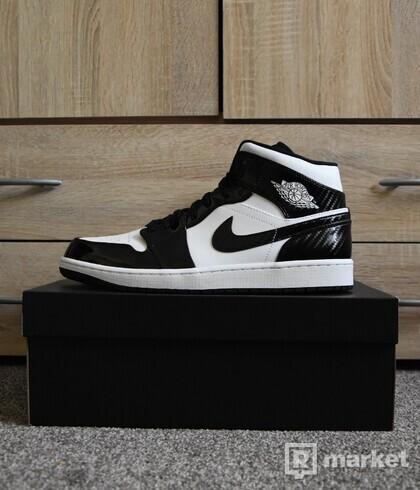 Nike Air Jordan 1 Mid Carbon Fiber All-Star