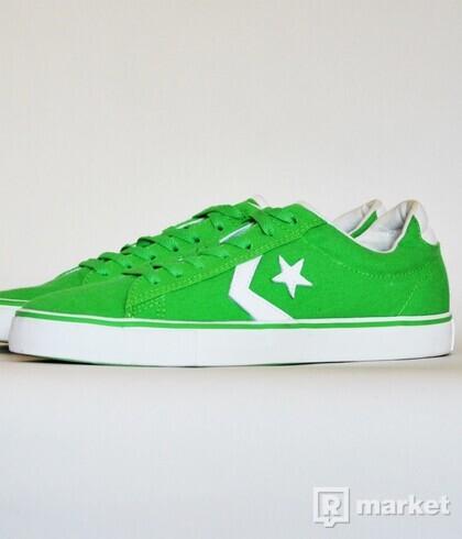 Converse Neon Green