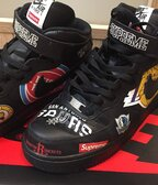 Air Force x Supreme x NBA