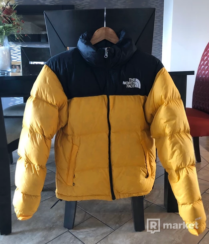 The North Face 1996 Retro Nuptse Jacket (Yellow)
