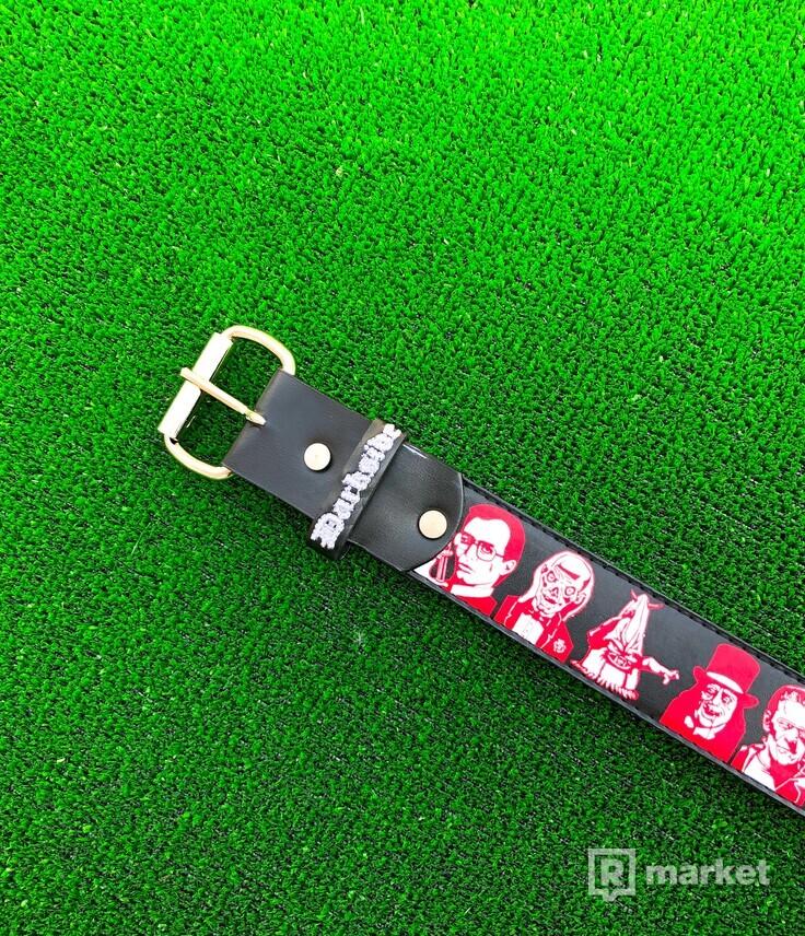 Red monster belt