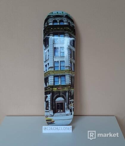 Supreme 190 Bowery Skate Deck