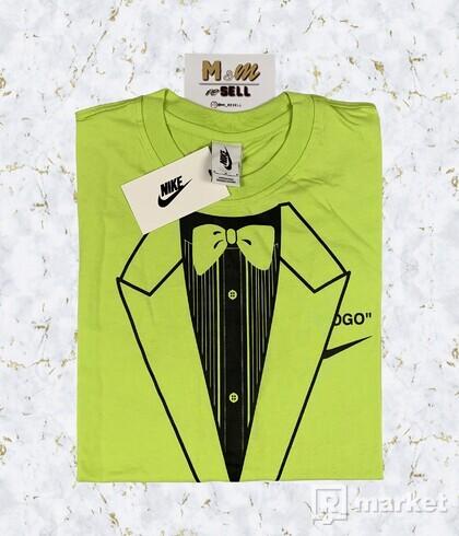 Off White x NRG Nike Tee
